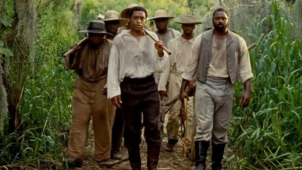 12 Years A Slave (2013)review