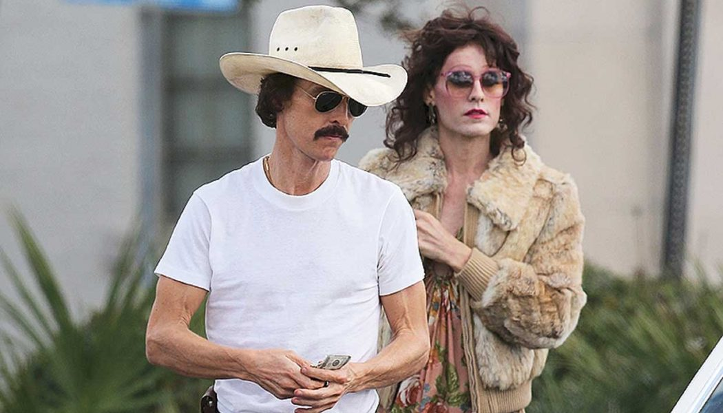 Dallas Buyers Club – movie review