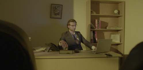 The Firm short film by Maxwell Morrison